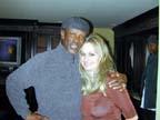 Lou Gossett Jr.and Sharon